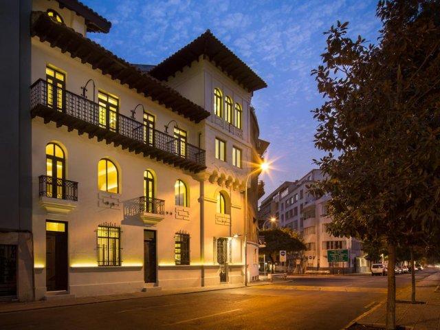 immagine SANTIAGO DE CHILE,  HOTEL ALTIPLANICO BELLAS ARTES