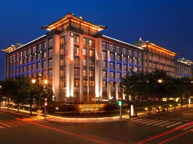 immagine XI'AN, WYNDHAM GRAND XIAN SOUTH