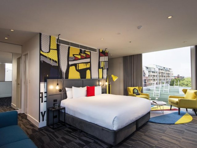 seconda immagine SYDNEY,  OVOLO 1888 DARLING HARBOUR