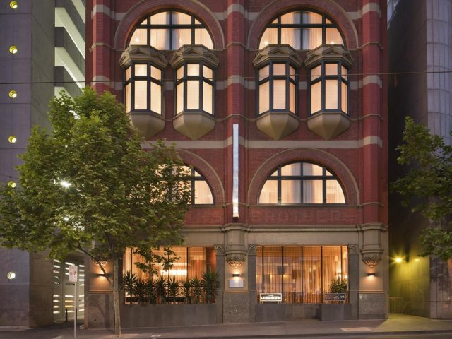 immagine MELBOURNE, HOTEL LINDRUM