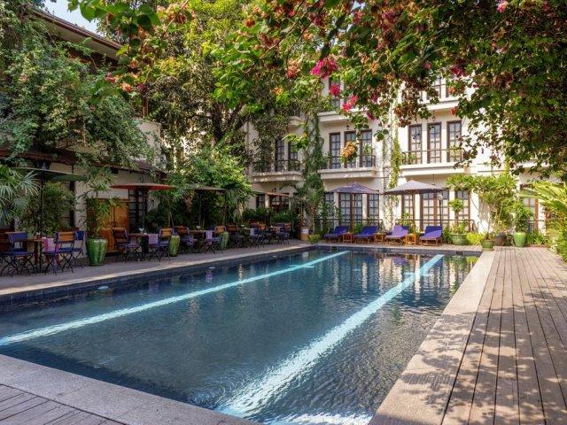 immagine YANGON, SAVOY HOTEL