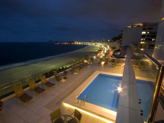 immagine RIO DE JANEIRO,  ARENA COPACABANA HOTEL