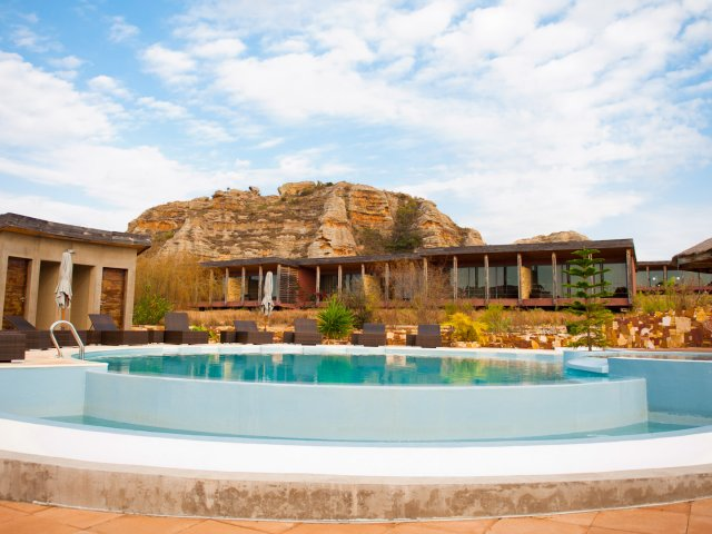 immagine ISALO NATIONAL PARK, ISALO ROCK LODGE