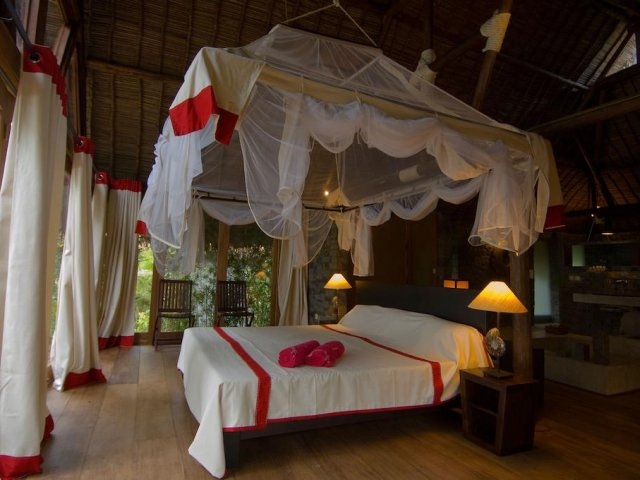 seconda immagine NOSY BORAHA, PRINCESSE BORA LODGE & SPA