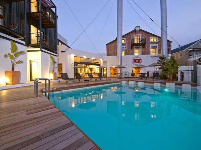 immagine KNYSNA (GARDEN ROUTE), THE TURBINE BOUTIQUE HOTEL & SPA