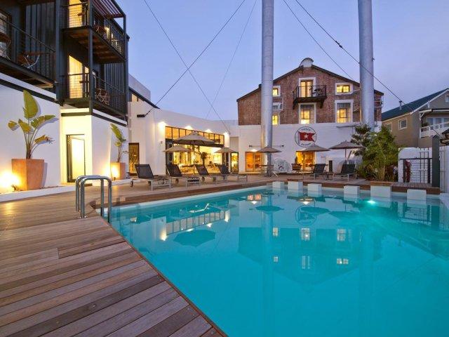 immagine KNYSNA (GARDEN ROUTE), THE TURBINE BOUTIQUE HOTEL & SPA