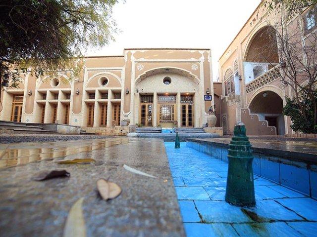 immagine YAZD, MOSHIR AL-MAMALEK GARDEN HOTEL