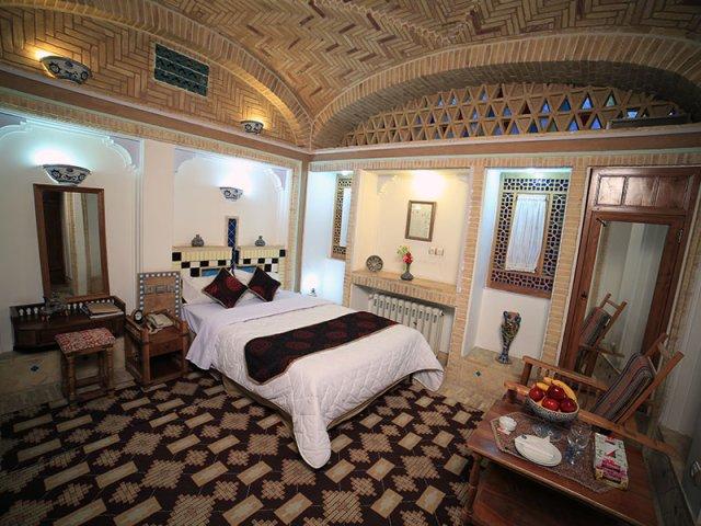 seconda immagine YAZD, MOSHIR AL-MAMALEK GARDEN HOTEL