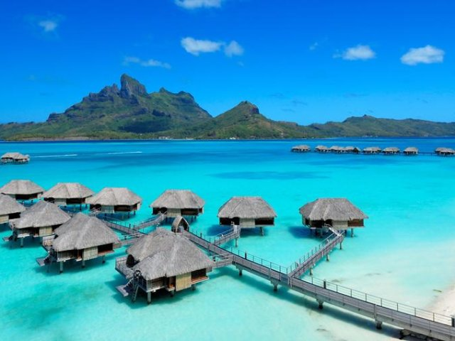 immagine BORA BORA, FOUR SEASONS RESORT BORA BORA