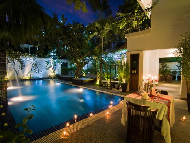 immagine PHNOM PENH, LA ROSE SUITES