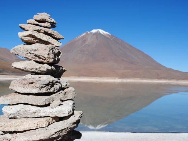 Bolivia e Cile. Licancabur Route