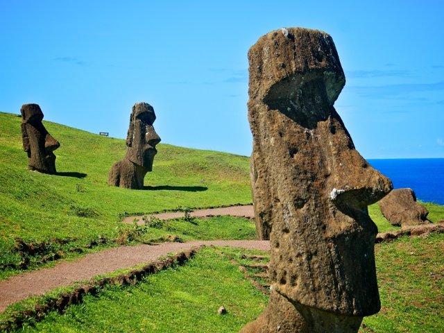 Il nord del Cile e l'Isola di Pasqua