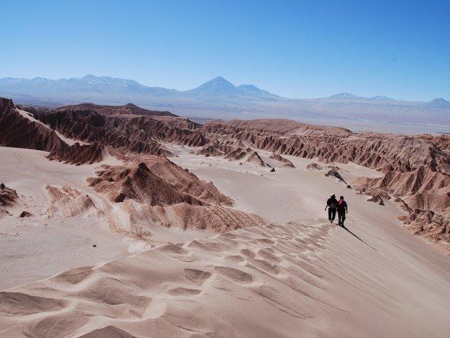 Atacama e passaggio in Bolivia nel Salar