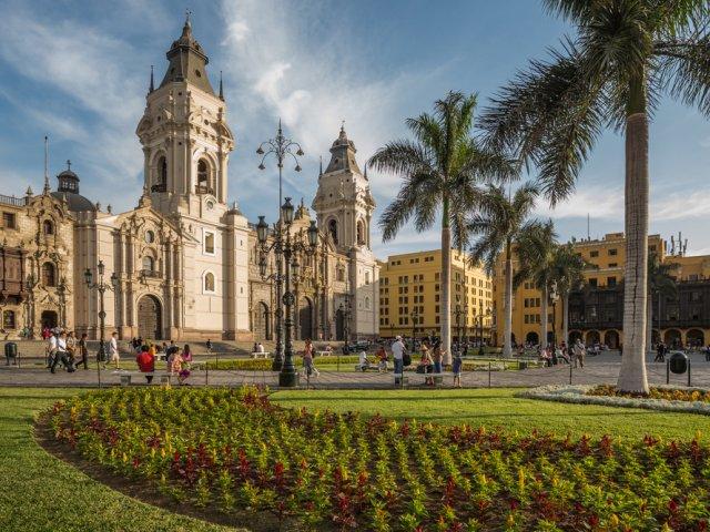 Perù e misteri dell'Isola di Pasqua