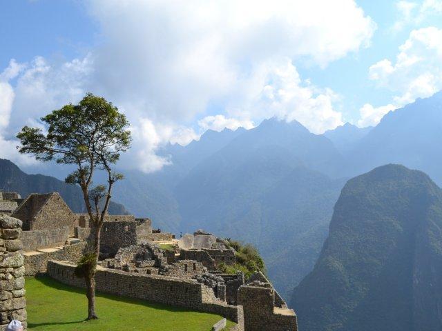 Il Camino Inca (2 giorni/1 notte)