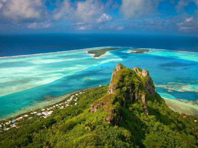 Viaggio alla scoperta della Polinesia incontaminata