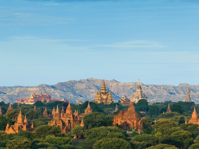 Birmania Travel Break TOUR DI GRUPPO EASY