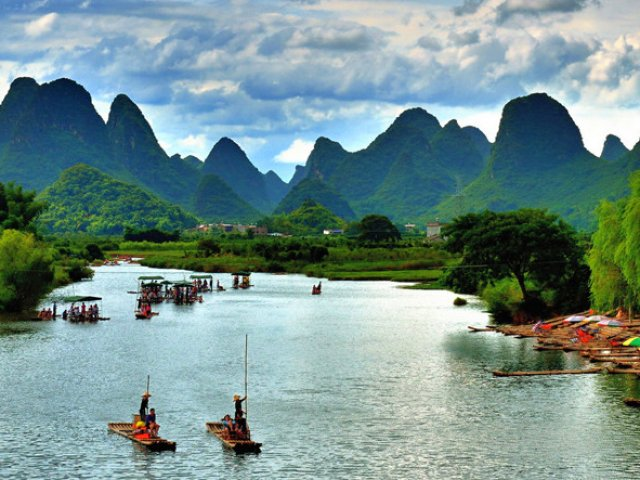 Meraviglie della Cina
