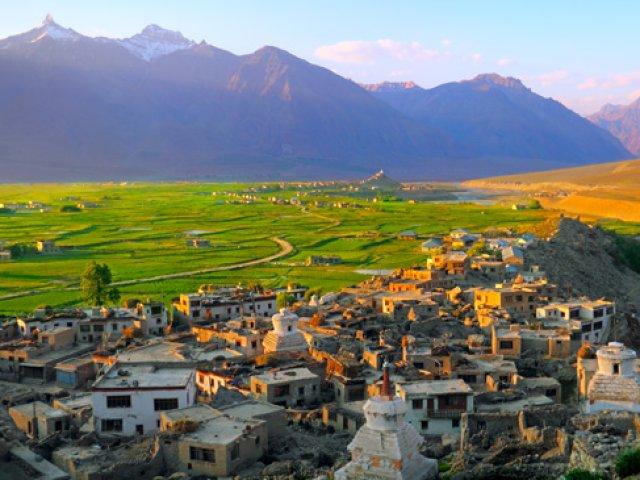 I ghiacci di Zanskar