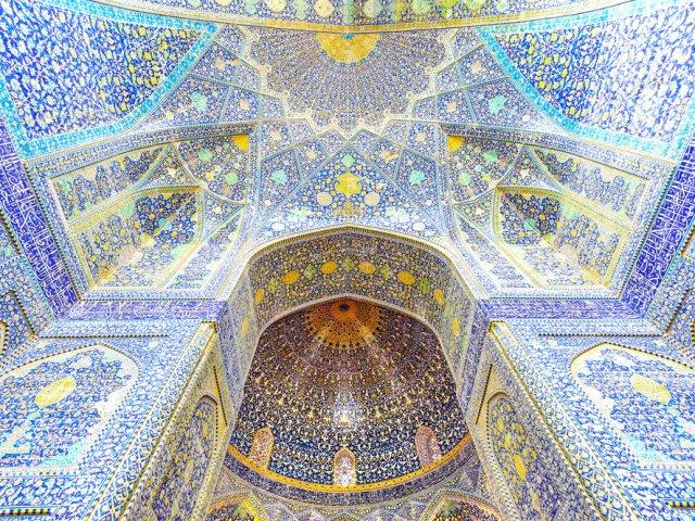 TOUR MOSAICO IRANICO