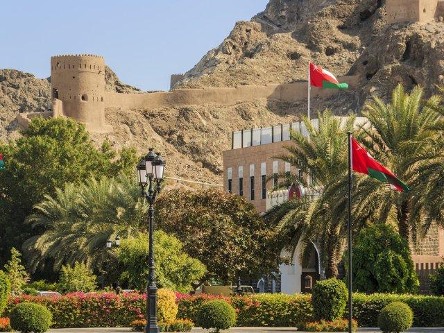 Avventura in Oman con passaggio a Dubai