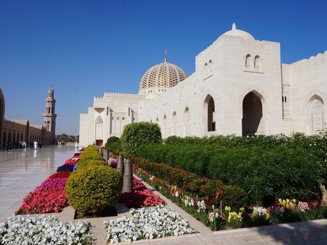 Esplorando l'Oman in gruppo