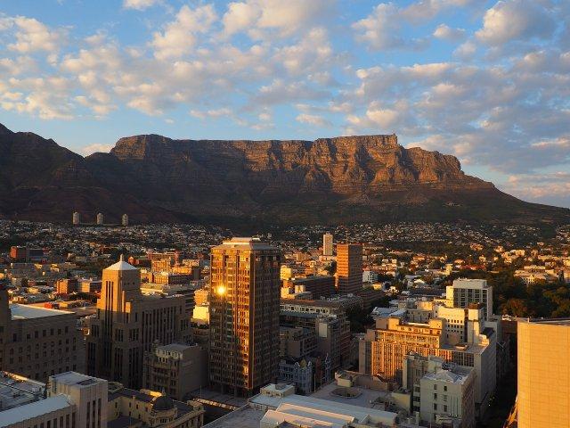 Da Città del Capo alle Cascate Vittoria