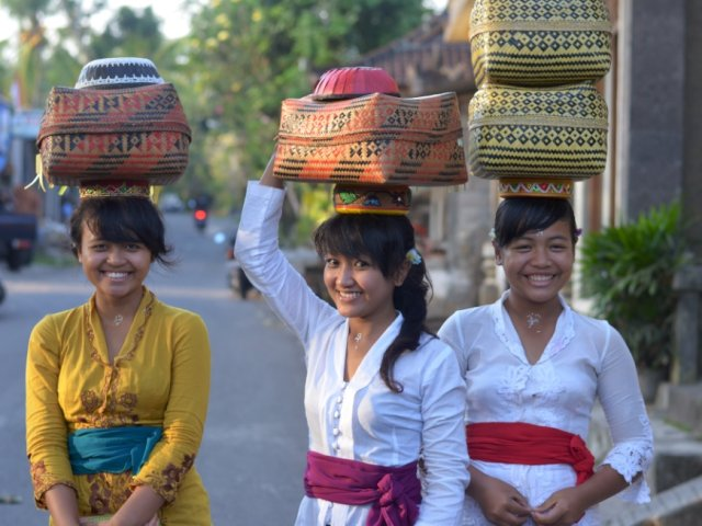 Tour Myanmar e Bali