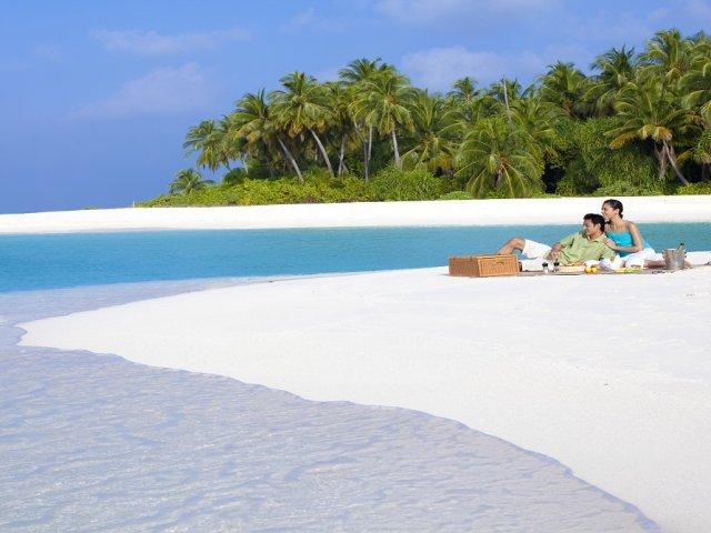 ESTENSIONE MARE ISOLE MALDIVE
