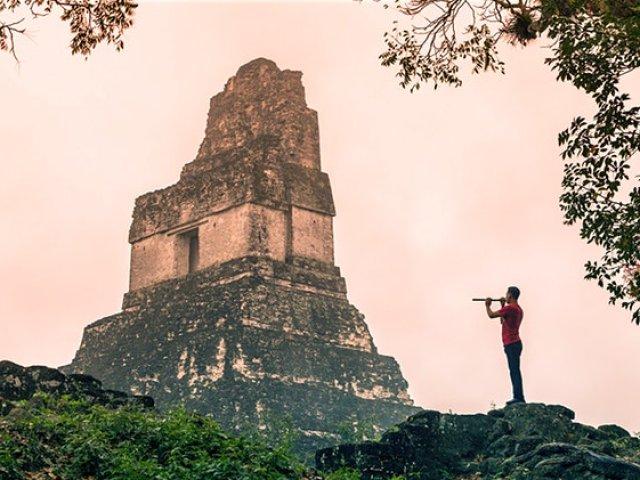 GUATEMALA E NICARAGUA: EL SALVADOR E GUATEMALA : ENCANTO QUETZAL