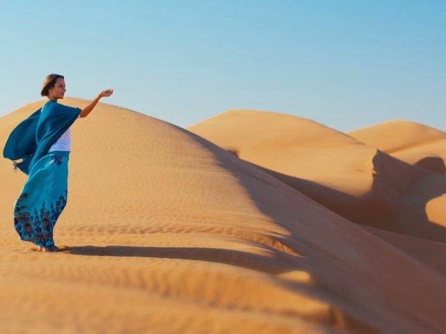 TOUR IN OMAN CAPODANNO CON DUBAI