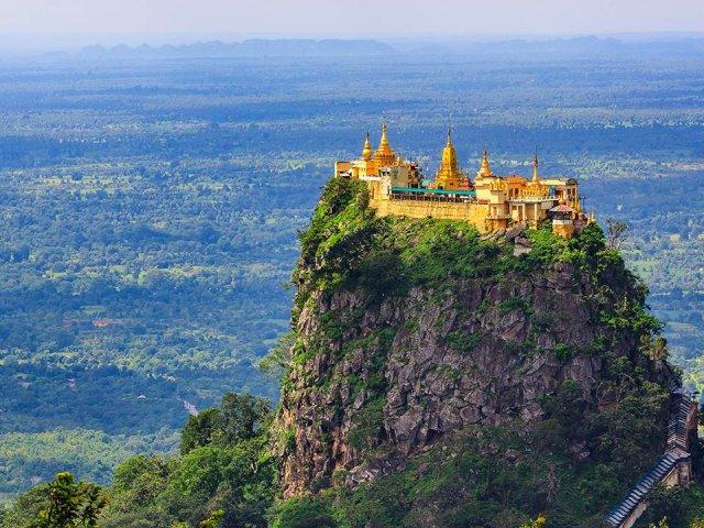 TOUR MYANMAR DELUXE