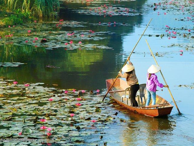 VIETNAM: TOUR VIETNAM GLAMOUR