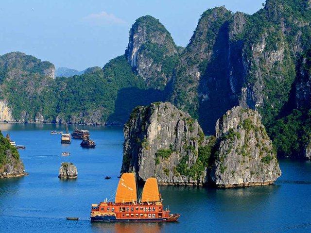VIETNAM: TOUR VIETNAM E CAMBOGIA PORPORA