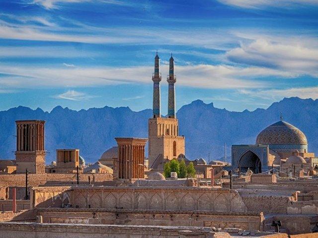 IRAN: IRAN : RICAMO DI PIETRA