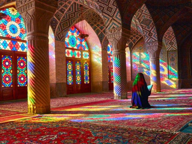 IRAN E UZBEKISTAN: TOUR IRAN : RICAMO DI PIETRA