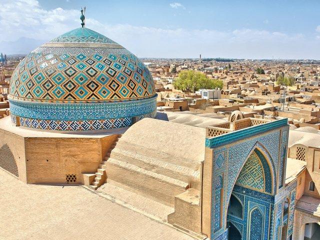 TOUR IRAN : GIARDINI DI SPEZIA