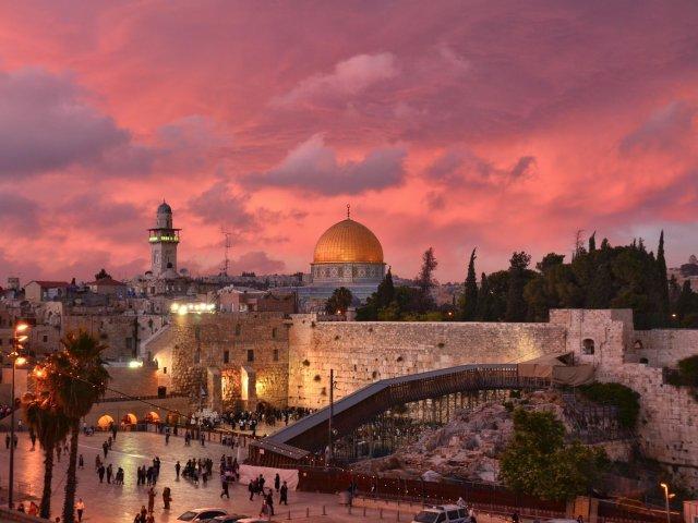 TOUR LE MERAVIGLIE DI ISRAELE