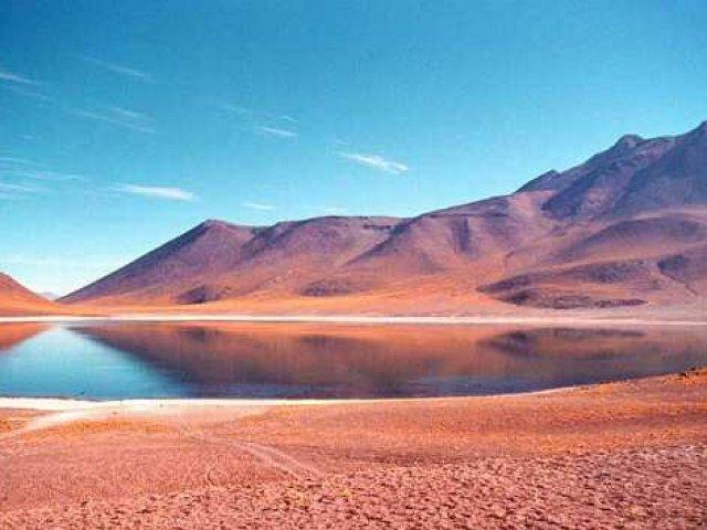 CILE: CILE E BOLIVIA SALAR CAPODANNO