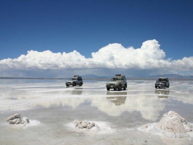 CILE: TOUR CILE E BOLIVIA  BUDGET