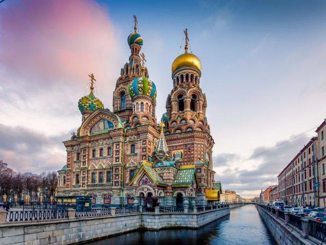 RUSSIA MOSCA E SAN PIETROBURGO: San Pietroburgo, Mosca e Anello d'Oro