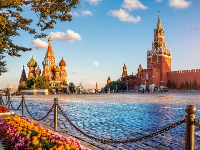 RUSSIA MOSCA E SAN PIETROBURGO: San Pietroburgo e Mosca