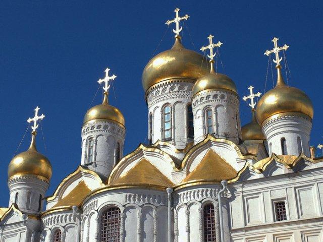 RUSSIA MOSCA E SAN PIETROBURGO: Mosca e Anello d'Oro