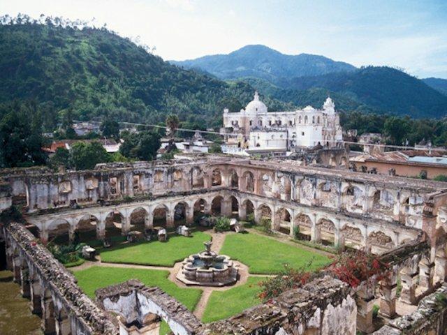 GUATEMALA E NICARAGUA: TOUR GUATEMALA E BELIZE : MUNDO PERDIDO