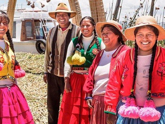 PERU': PERU ALMA ANDINA TOUR GENNAIO