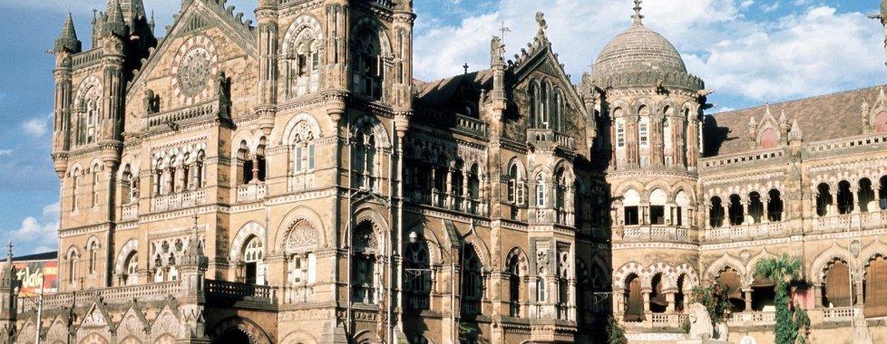 Bombay Victoria Rail Station