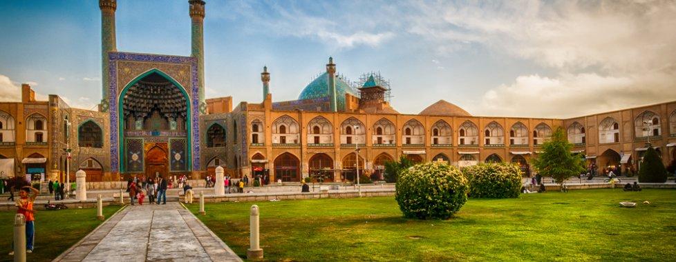 Piazza Naqsh-e Jahan