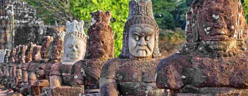 Angkor Gate
