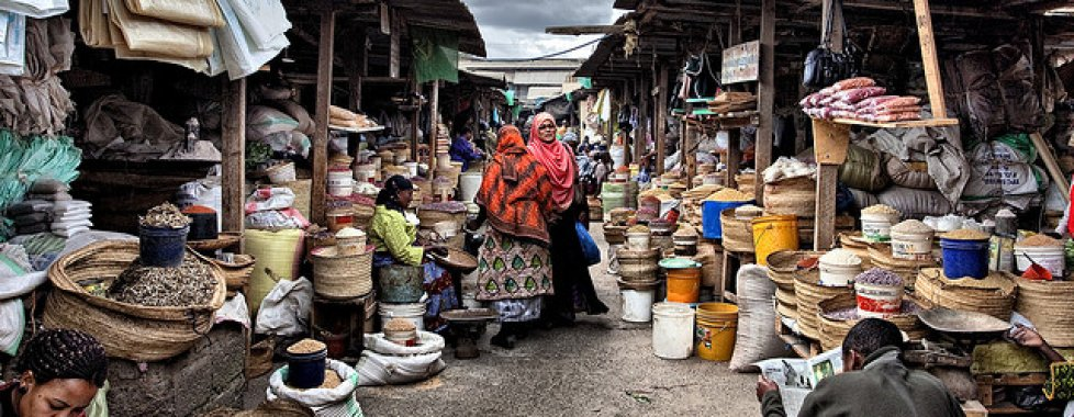 Mercato di Arusha