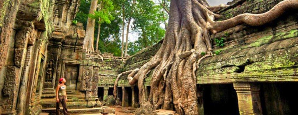 Ta-Phrom temple